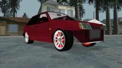 VAZ 2109 Drift para GTA San Andreas