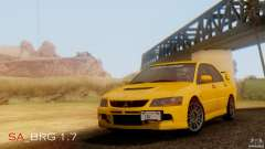 SA Beautiful Realistic Graphics 1.7 BETA para GTA San Andreas