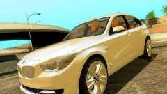 BMW 550i GranTurismo 2009 V1.0 para GTA San Andreas