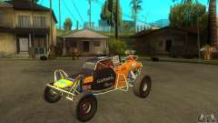 Dirt 3 Stadium Buggy para GTA San Andreas