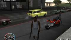 SUPER BIKE MOD para GTA San Andreas