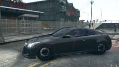 Infiniti G37 Coupe Carbon Edition v1.0