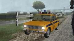 POLICÍA DE TRÁNSITO VAZ 21016 para GTA San Andreas