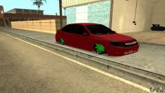 Lada Granta Dag Style para GTA San Andreas