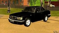 Volga GAZ 3110 sedán para GTA San Andreas