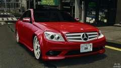 Mercedes-Benz C350 Avantgarde v2.0 para GTA 4