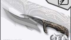 EGYPTIAN FALCON KNIFE V1.0 para GTA San Andreas