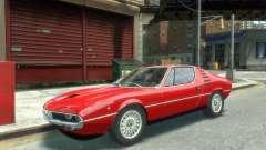 Alfa Romeo Montreal 1970 para GTA 4