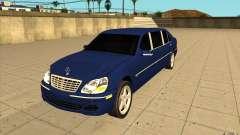 Mercedes-Benz S600 Pullman W220