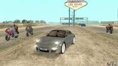 Porsche Carrera S 2009 para GTA San Andreas