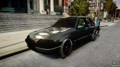 Chevrolet Monza GLS 96 para GTA 4