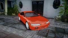 Nissan Silvia Ks 14 1994 v1.0 para GTA 4