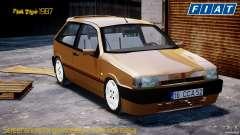 Fiat Tipo 1990 para GTA 4