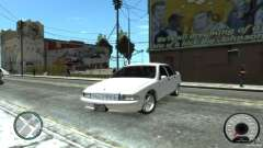Chevrolet Caprice para GTA 4