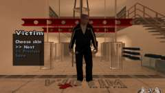 Nueva mafia rusa piel # 1 para GTA San Andreas