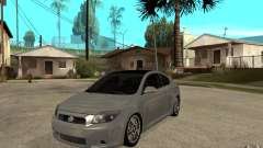 Scion tC - Stock para GTA San Andreas