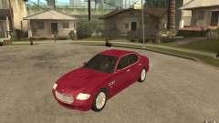 Maserati Quattroporte para GTA San Andreas