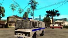 PAZ 3205 policía
