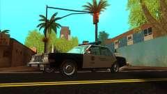 Dodge Diplomat 1985 LAPD Police
