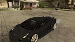 Lamborghini Gallardo HAMANN Tuning para GTA San Andreas