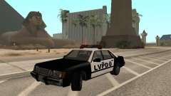 LVPD Police Car