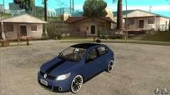 Volkswagen Gol Vintage para GTA San Andreas