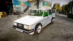 Volkswagen Jetta 1981 para GTA 4
