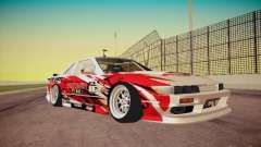 Nissan Silvia S13 Daijiro Yoshihara para GTA San Andreas