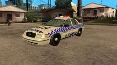 Ford Crown Victoria NSW Police para GTA San Andreas