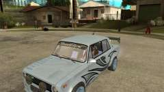 VAZ 2101 coches tuning