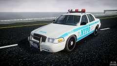 Ford Crown Victoria 2003 v.2 Police para GTA 4