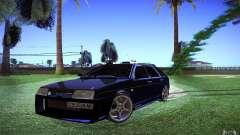 VAZ 2109 carbono para GTA San Andreas