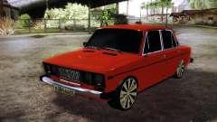 VAZ 2106 Fanta para GTA San Andreas