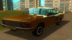 Taxi 3102 Volga GAZ para GTA San Andreas