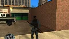 Los Angeles S.W.A.T. Skin para GTA San Andreas