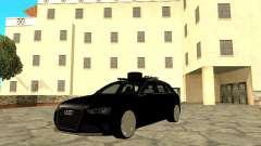 Audi RS4 Avant B8 2013 para GTA San Andreas