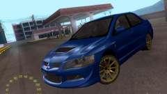 Mitsubishi Lancer EVO BETA para GTA San Andreas