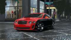 Bentley Continental SS MansorY para GTA 4