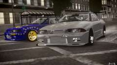 Nissan Skyline R32 FST Drift Korch para GTA 4