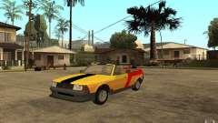 Moskvich 2141 Cabriolet