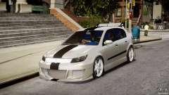 Opel Astra 1.9 TDI 2007 para GTA 4