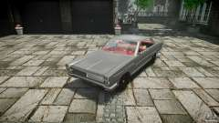 Ford Mercury Comet Caliente Sedan 1965