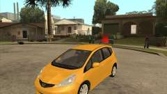 Honda Jazz (Fit) para GTA San Andreas