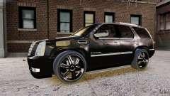 Cadillac Escalade 2007 v3.0 para GTA 4