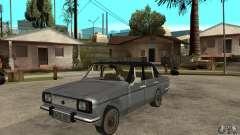 Anadol A1 SL 1975 para GTA San Andreas