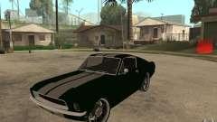Ford Mustang TOKYO DRIFT para GTA San Andreas