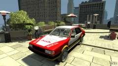 Audi 80 B2 Quattro Rally para GTA 4