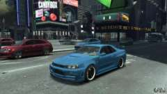 Nissan Skyline GT-R34 Nismo
