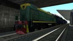 Tem2um-248 + Gondola freight company para GTA San Andreas
