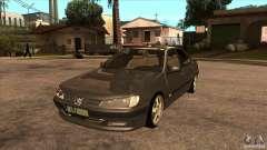 Peugeot 406 v1 para GTA San Andreas